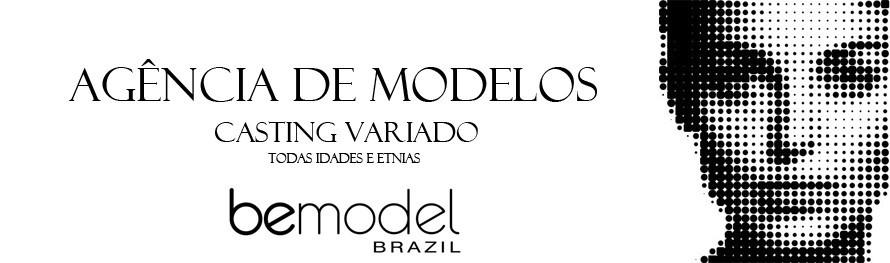 Banner - beModel Brazil