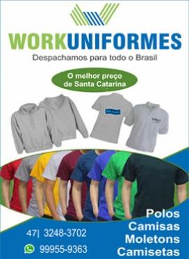 Banner - Work Uniformes