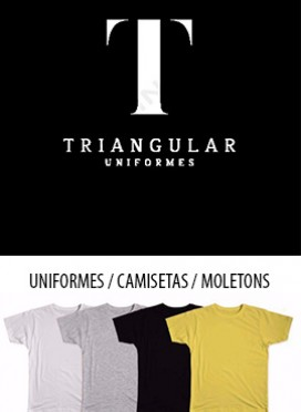 Banner - Triangular Uniformes