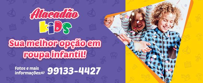 Banner - Atacadao Kids