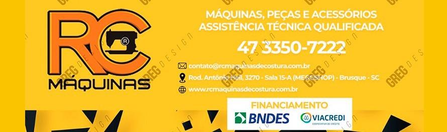 Banner - RC Máquinas