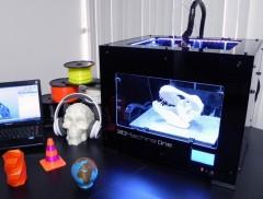 Como funciona e como surgiu a impressora 3D?