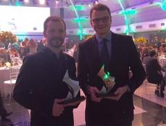 Hering e PUC são premiadas pela Associação Brasileira de Franchising