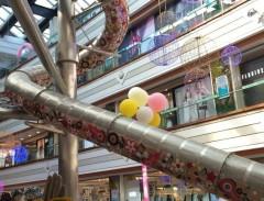 Shoppings da China inventam atrações exóticas